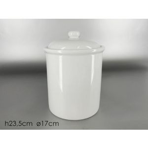 CONTAINER 228cl WHITE O17XH23.5C