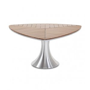 Palm Triangular Table D160x154xH75CM