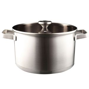 Casserole with lid 6L