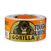 Gorilla Tape-Black Tough & Wide 27m