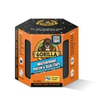 Gorilla Waterproof Patch & Seal Tape Black 3,